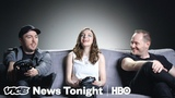 Chvrches Reviews Paul Simon In Music Critic Ep. 1 VICE News Tonight (HBO) HD