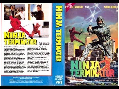 Ninja Terminator (1985) [DVDHD] [Castellano] by Yhowel Syberninya