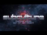 ТРАНСЛЯЦИЯ I HD [ o7-o9-2o18 ] _ Subculture Australia 2018