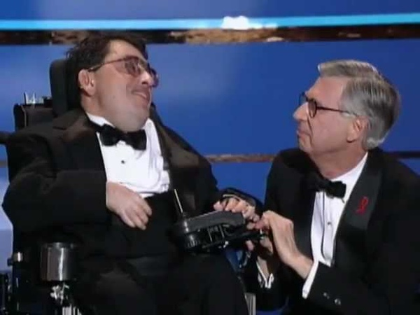 Fred Rogers inducted into the TV Hall of Fame