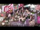 В Бразилии и Аргентине прошли массовые акции в поддержку легализации абортов