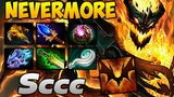 Sccc Nevermore Shadow Fiend CHINESE SUPER PRO Dota 2