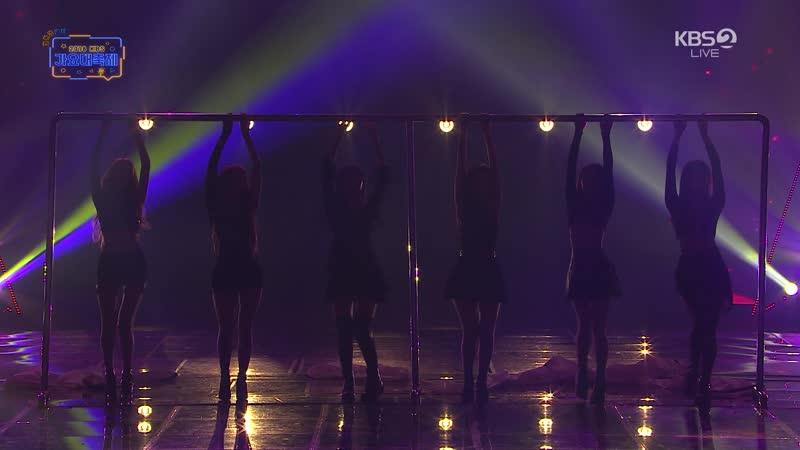 [Special Stage] 181228 Joy (조이), Mijoo (미주), Sowon (소원), Jiho (지호), Tzuyu (쯔위) Yeonwoo (연우) - Hush