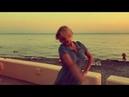 Танец Максима Аверина и Анны Якуниной на сочинской набережной