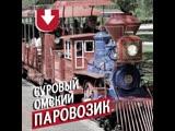 В Омске детский паровозик катался под музыку Rammstein