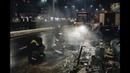 В Киеве из-за прорыва трубы на Севастопольской площади 740 квартир остались без отопления