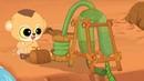 Юху и его друзья Пустынный рай 2 сезон 1 серия 12 обучающий мультфильм для детей