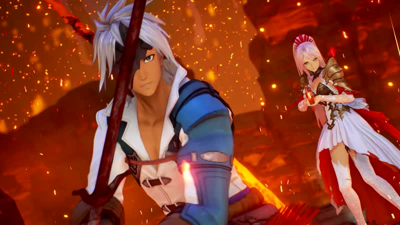 PS4(R)_⁄Xbox One_⁄STEAM(R)『Tales of ARISE(テイルズ オブ アライズ)』第1弾PV(キャラクター紹介ver.)
