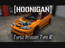 Hoonigan Самая аккуратная турбированная Honda Integra в истории BMIRussian