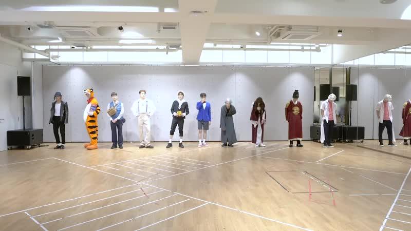 СпА | NCT 127 'Regular' Halloween Costume Ver