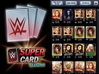 Coming in Season 5 - My Cards will now be sorted by your strongest cards! We have also overhauled the Card Catalog for easier us
