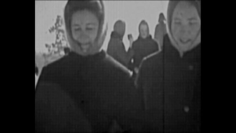 Зарница 1968 в Бурмакинской средней школе