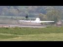 Bad runway to takeoffs | Mud runways | Airplanes stuck in mud