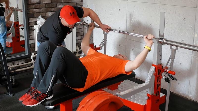 Как БЫСТРО пожать 100 кг / Схема / Тренировки / Жим лежа / Упражнения Ч.1