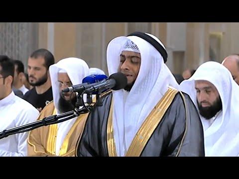 الليلة الرائعة سورة الحاقة من المسجد الكب 16