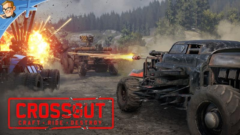 Crossout | Выживи в постапокалипсисе!