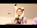 FANCAM | 17.06.18 | Donghun @ 4th fansign Incheon Media Center