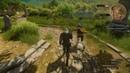 Witcher 3 Интересности Баллада о спасении цирюльника