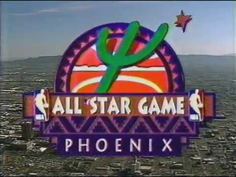 1995 NBA All Star Game | West 139 East 112 | 02-12-1995 | Mitch Richmond MVP