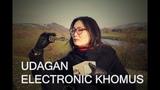 Electronic KhomusJaw's Harp - UDAGAN 2019