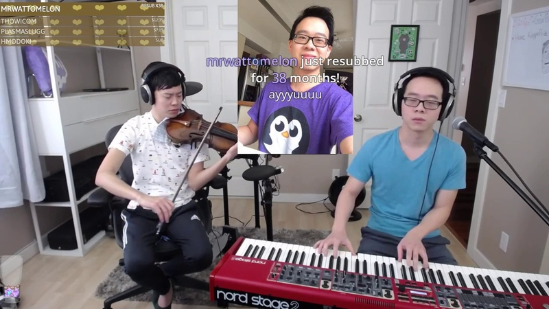 Jason Yang x ChewieMelodies Collab Medley - April 2018