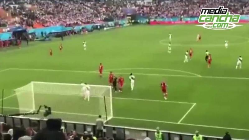 Perú cae con Dinamarca