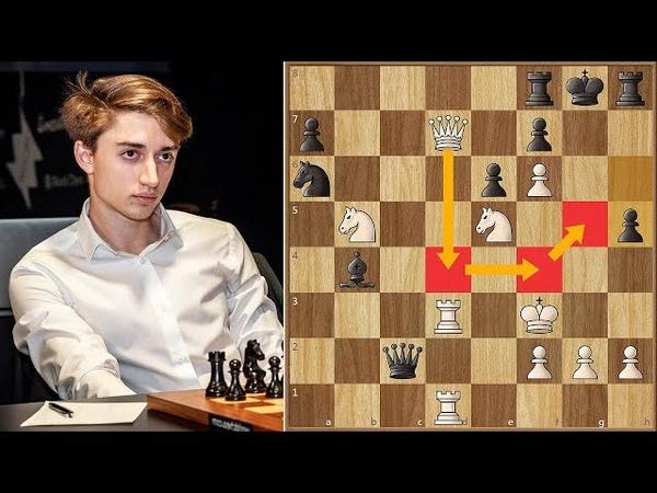 Carlsens Second vs Carlsens Nemesis    Dubov vs Giri    FIDE Grand Prix (2019)