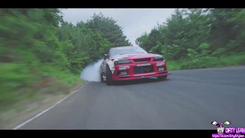 1000HP drift Japan ibitsu [DIRTY LEAN]