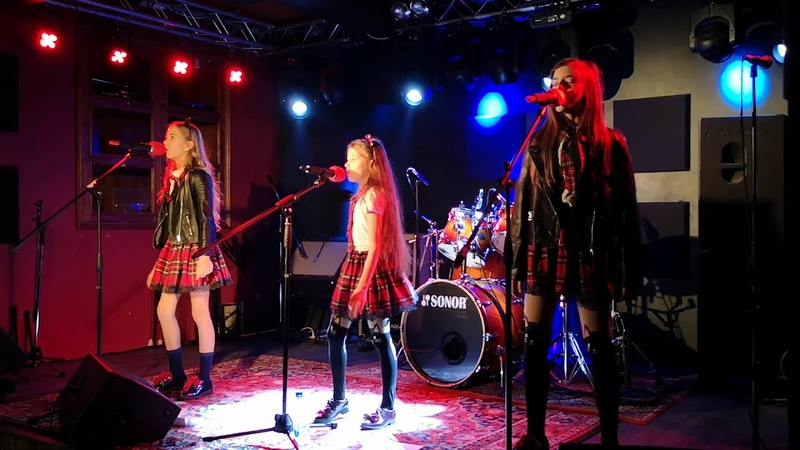 Try Everything Shakira cover by Lion's Head pub 3 февраля 2019 LIVE