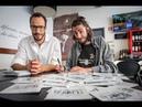 Salvador Sobral e Júlio Resende Alexander Search album presents Portuguese 30 06 2017