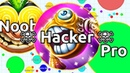 NOOB vs PRO vs HACKER in Agar.io