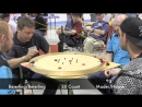 Crokinole 2014 World Championships - Beierling_Beierling v Mader_Howie