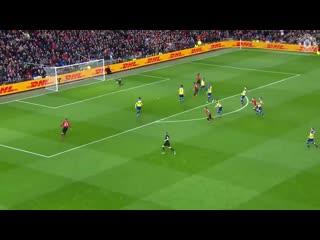 Andreas Pereira wins the Manchester United goal of the season award!