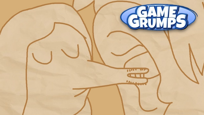 ASMR Haircut - Game Grumps Animated - by Jae55555
