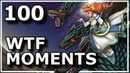 Smite Best WTF Moments 100 - Episode 100!