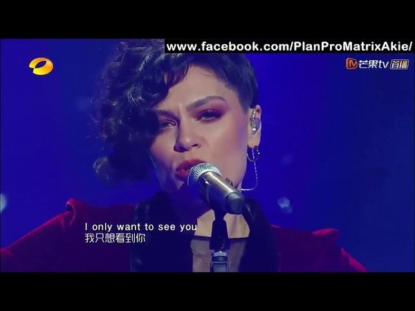 Singer 2018 Episode 6 Jessie J Purple Rain HD