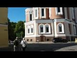 Таллинн, старый город, собор Александра Невского