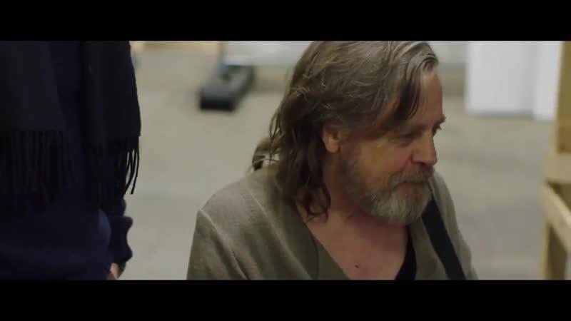 Mark Hamill gets emotional seeing Yoda