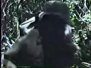 Ejercito de guatemala 1988 operativo en quiche