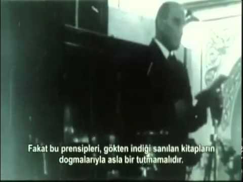 Atatürk videosu « ateist ateizm