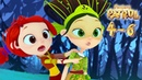 Fantasy Patrol Compilation all episodes 4 6 Little Witches cartoon movies Moolt Kids Toons