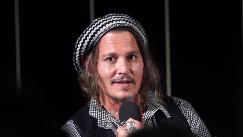 Johnny Depp ZFF a conversation with Filmpodium Zurich talks about Edward Scissorhands