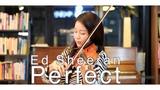 Ed Sheeran_Perfect(Violinist Jenny Yun)
