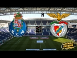 Прямая трансляция матча Бенфика - Порту