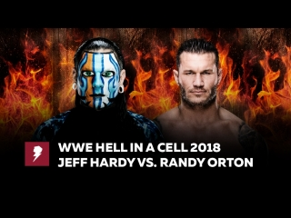 #My1 Ад в клетке 2018 - Рэнди Ортон против Джеффа Харди