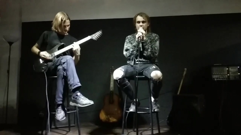 П.З.Д.Ц - Родная Страна (PUNK акустика - 16.09.18)