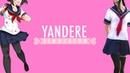 Yandere Simulator School Uniform Tutorial [ cosplay ]