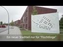 756 hochmoderne Wohnungen werden nur für Flüchtlinge in Hamburg gebaut