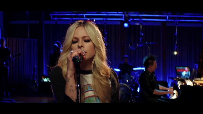 Avril Lavigne - Head Above Water [Live from Honda Stage at Henson Recording Studios] (FullHD 1080p 60FPS)