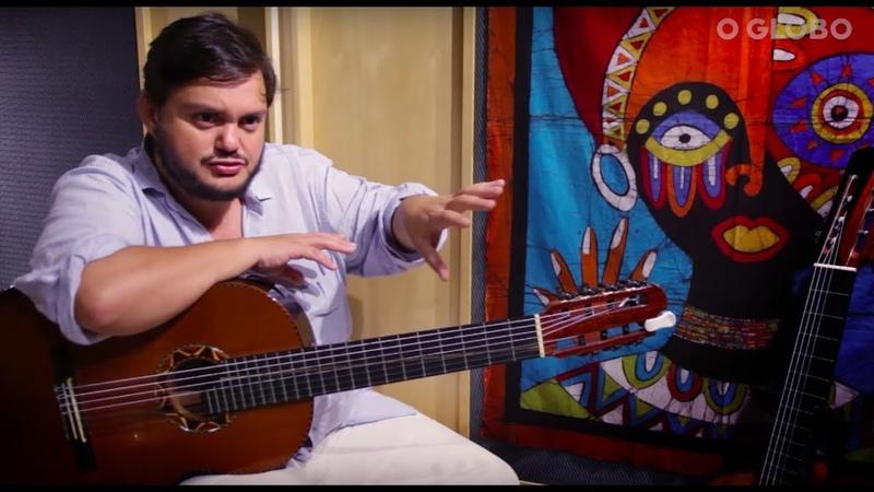 O violão de sete cordas nas versões Brasil e Rússia
